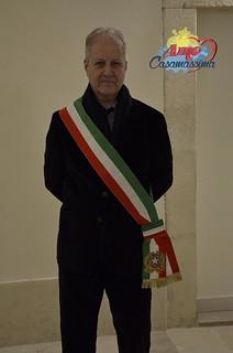 Il commissario straordinario del Comune di Casamassima, Aldo Aldi