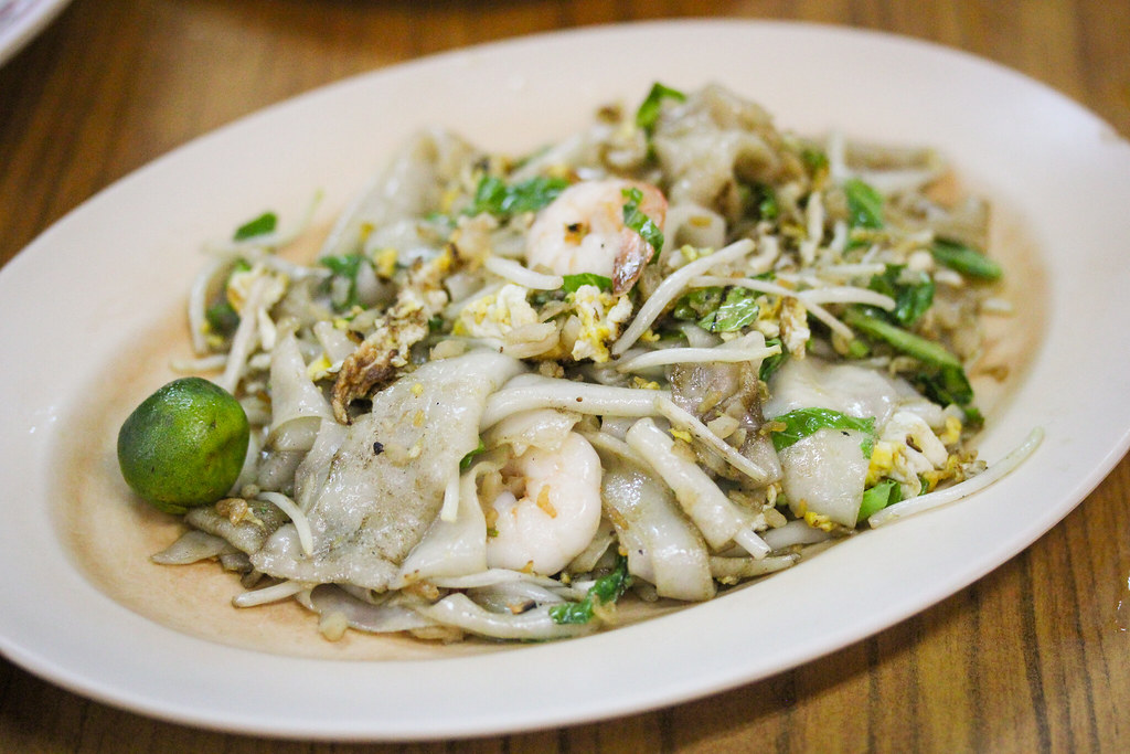 Hao Kee Seafood Deluxe Chye Poh Hor Fun