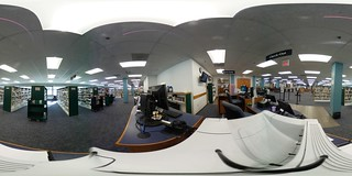 Largo-Kettering Branch Circulation Desk
