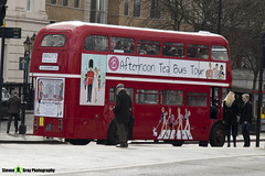 AEC Routemaster - 735 DYE - RM 735 - Brigit's Afternoon Tea Bus Tour - London 2018 - Steven Gray - IMG_8083
