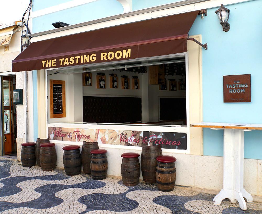 Cascais Portugal Wine Tasting