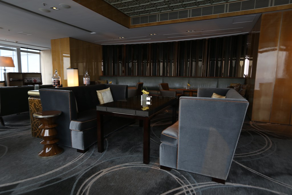 Ritz-Carlton Hong Kong Club Lounge 3