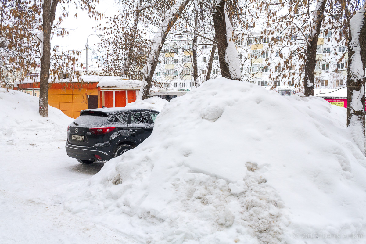 Центр Уфы зимой фото IMG_1104