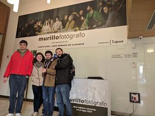EXPOSICIÓN FOTÓGRAFO MURILLO