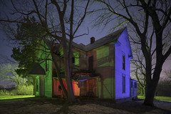 Abandoned Home RGB