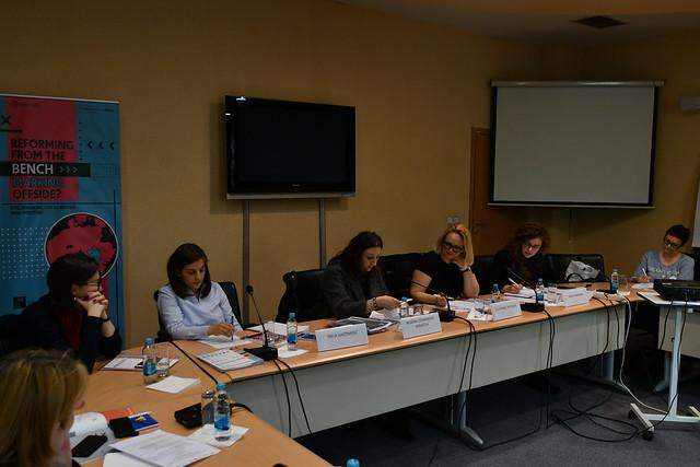 Zagovaranje i promocija vladavine prava na zapadnom Balkanu: Koliko je BiH spremna za otvaranje pregovarackih poglavlja?