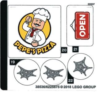 LEGO 2018 Marvel Super Heroes Avengers Infinity War ins003