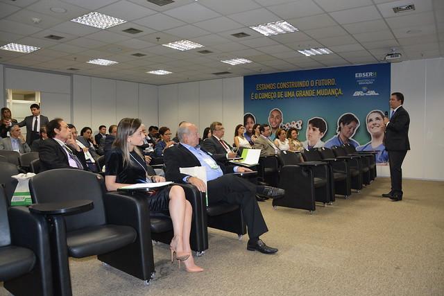2º Encontro da Alta Administração discute avanço do planejamento estratégico
