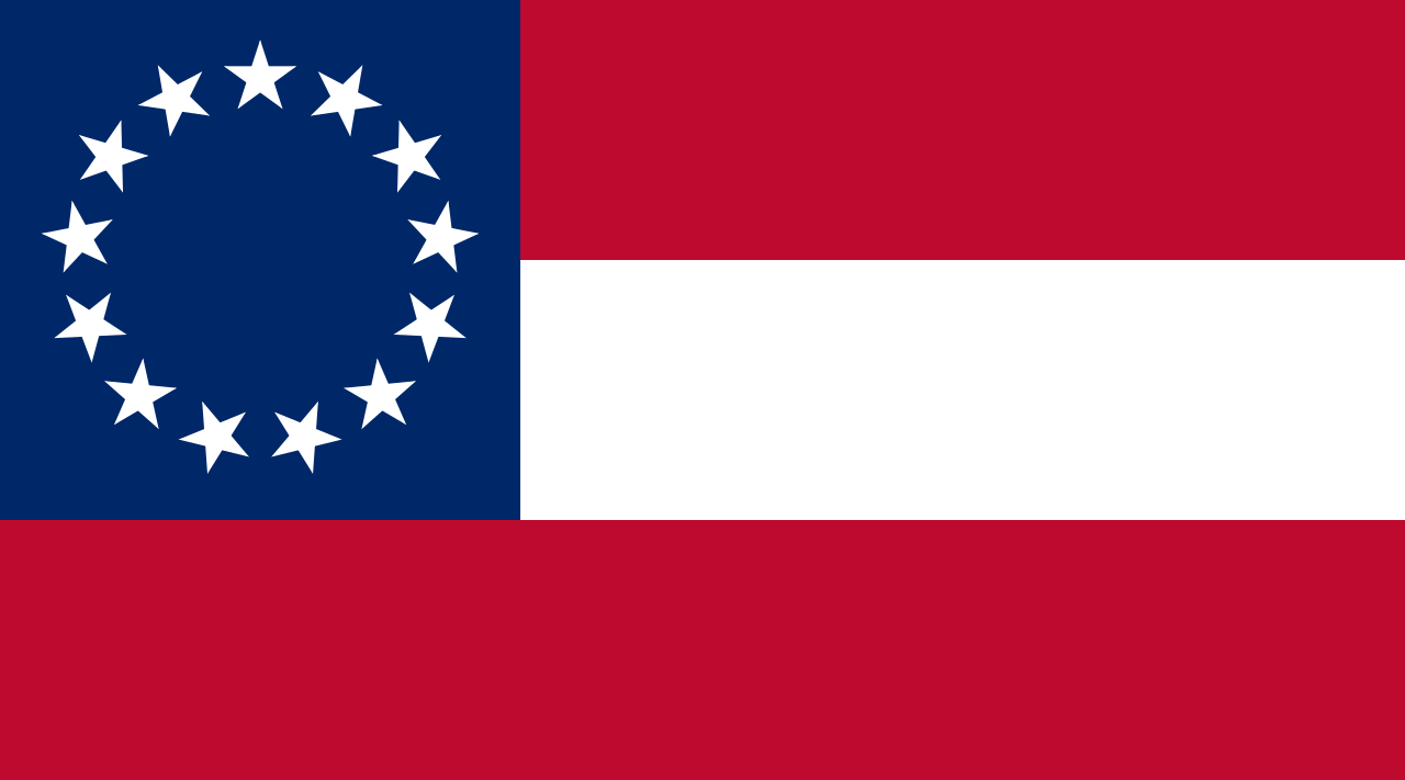 Flag of the Confederate States of America_(1861-1863)