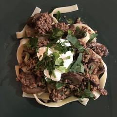 #Veal #GroundVeal #Stroganoff #homemade #Food #CucinaDelloZio 