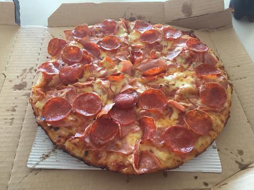 14 - Domino-Pizza - La Sirena - Puerto Plata
