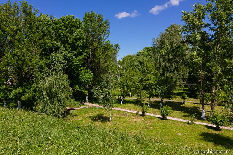 Парк, Юрьев-Польский