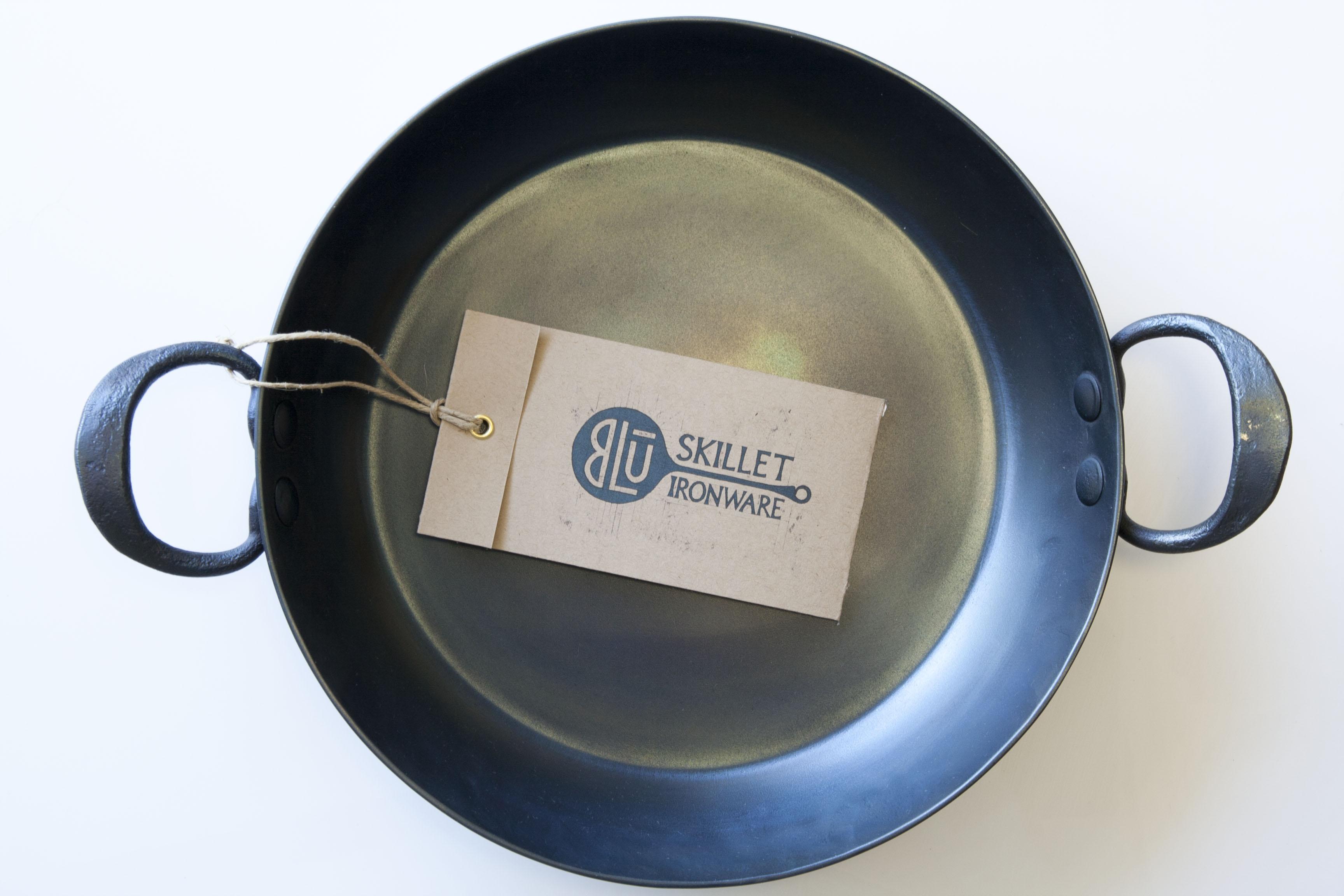 """Blu Skillet Ironware 10"""" Gratin"""