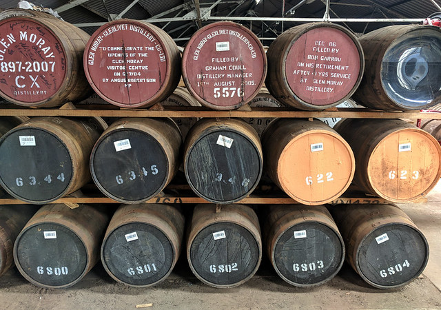 Glen Moray Heritage Tour