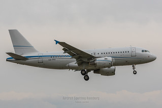 PrivatAir Airbus A319-100 CS-TFU