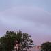 Midnight rainbow, 2 days before summer solstice