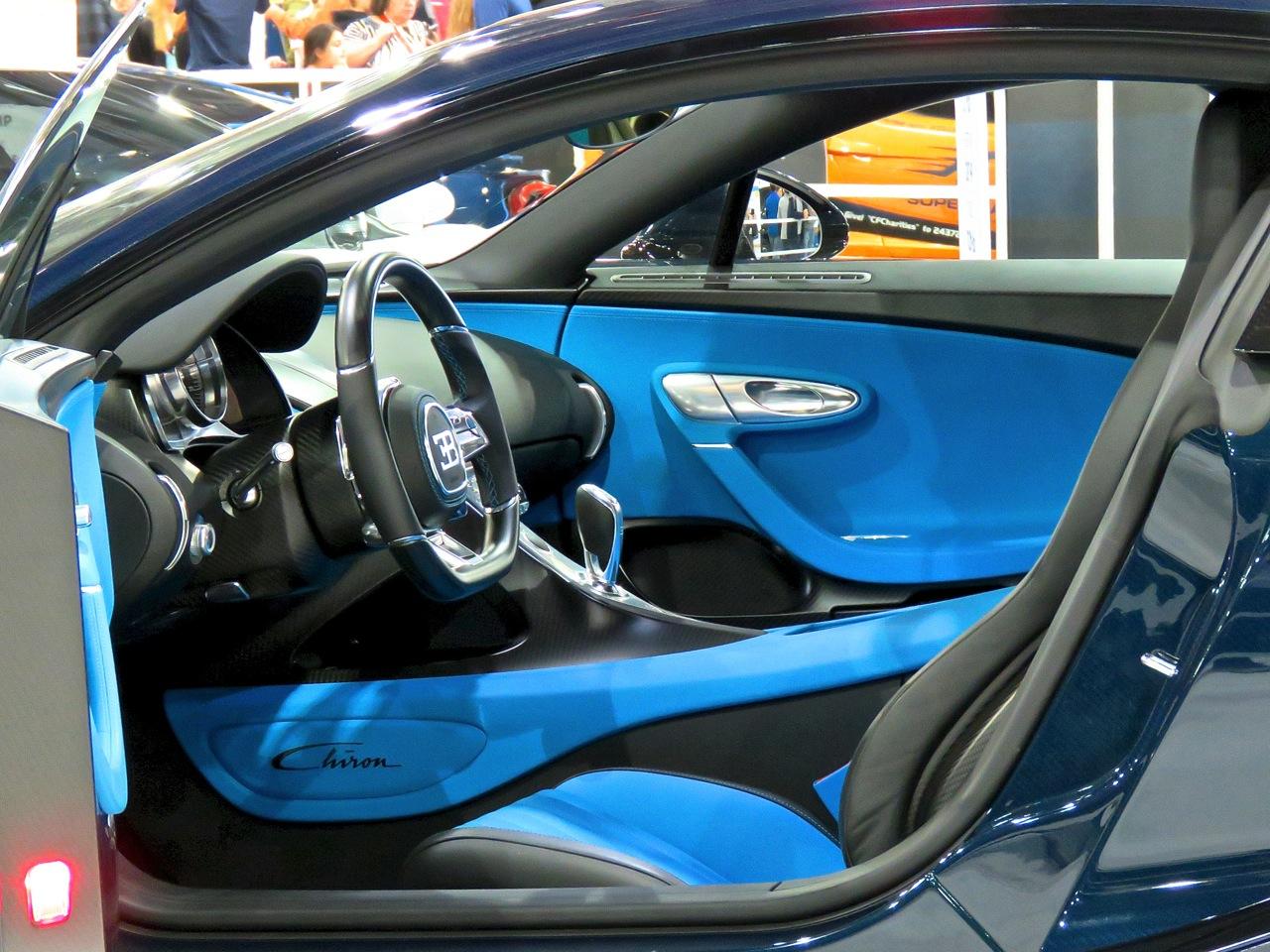 Bugatti Chiron Philly 17