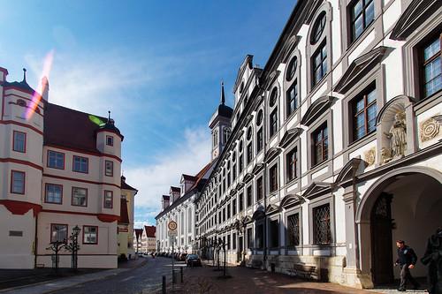 Kardinal-von-Waldburg-Str., Dillingen an der Donau