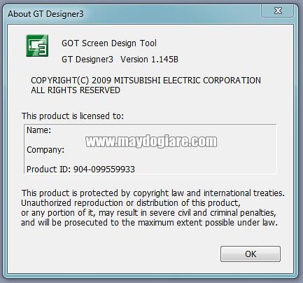 Product ID GT Designer3