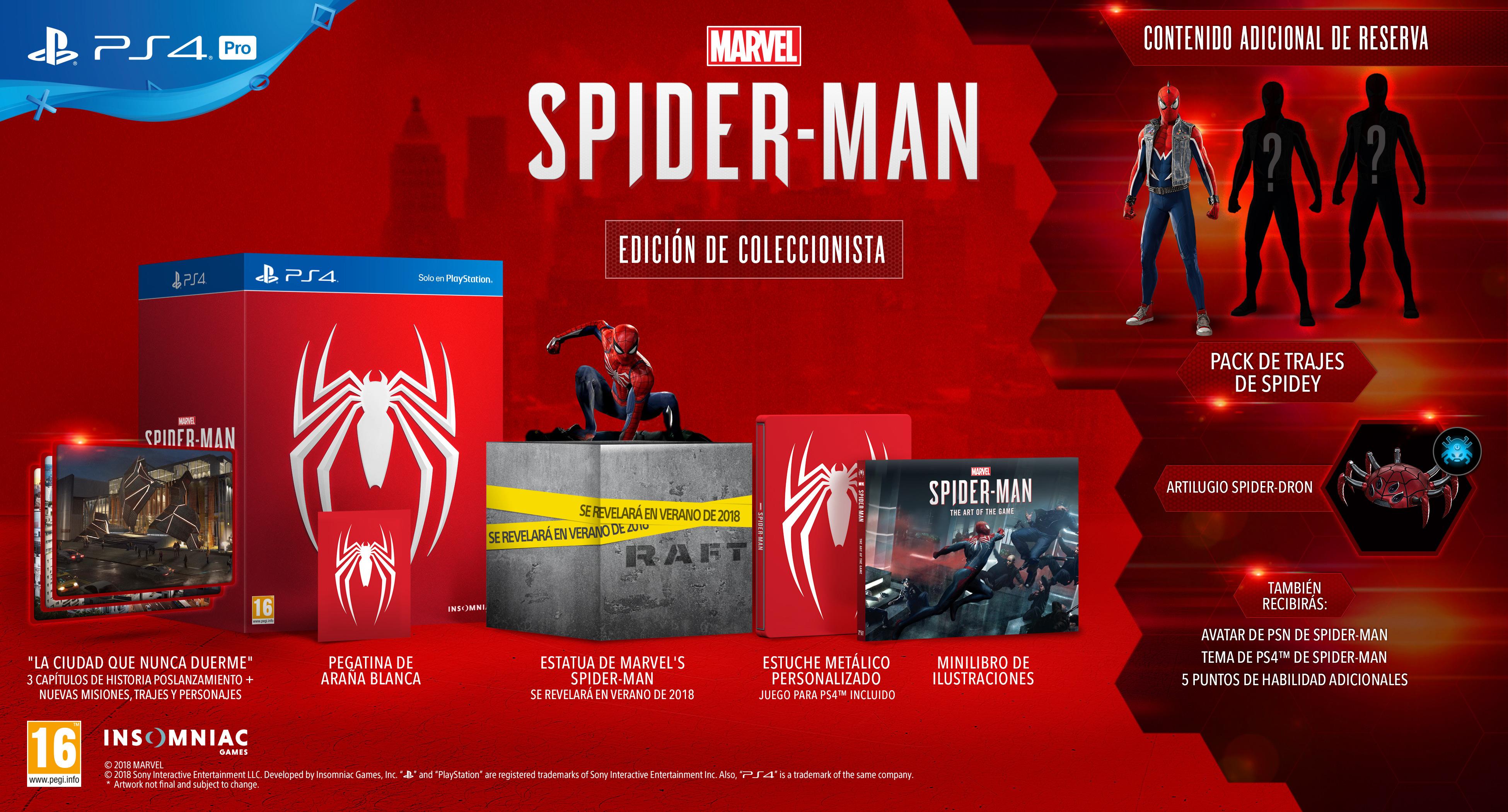 Anunciamos El Lanzamiento De Marvel S Spider Man El 7 De Septiembre