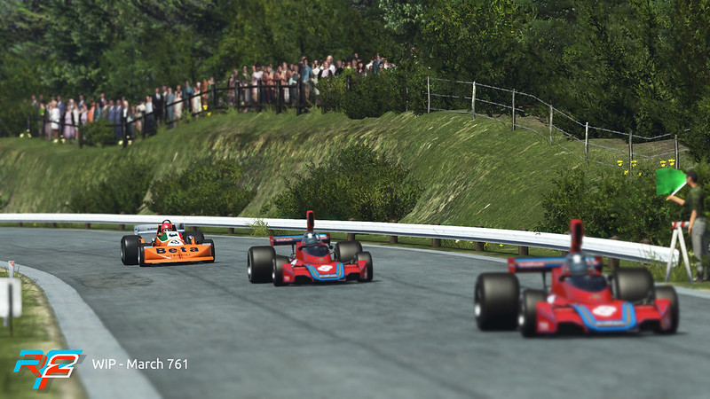 rFactor 2 March 761