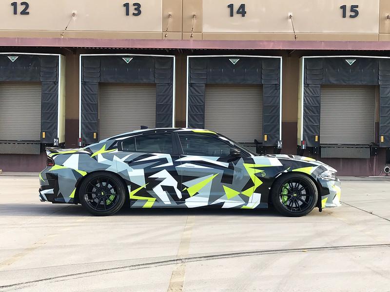 Jeep Summit 2017 >> Painting Calipers Acid/Lime Green   SRT Hellcat Forum