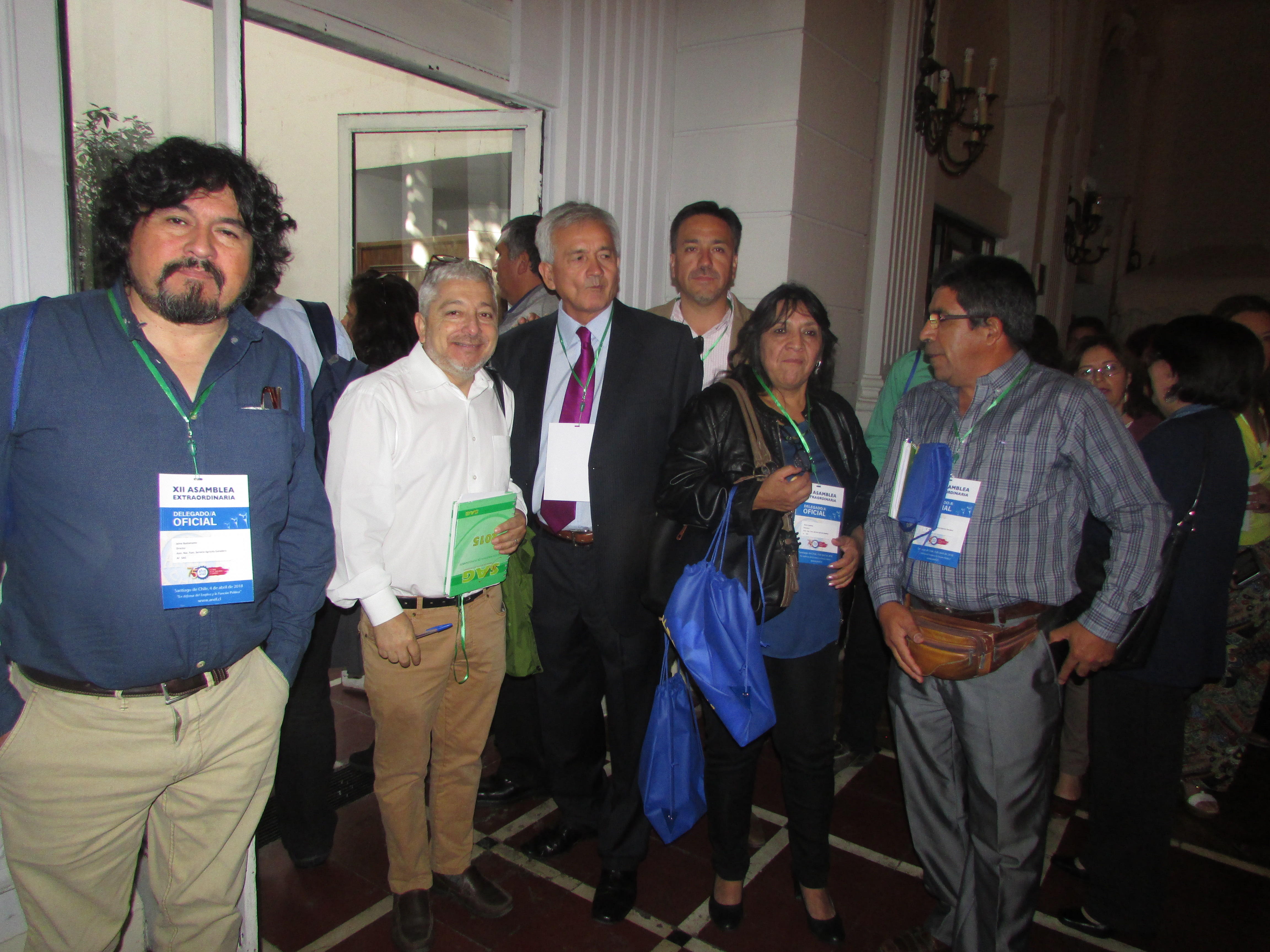 AFSAG en XII Asamblea Extraordinaria de ANEF 2018 – 04 Abril 2018