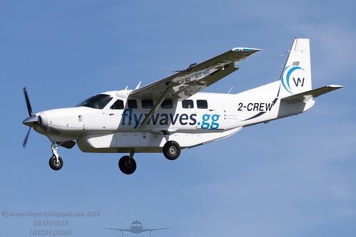 2-CREW Cessna 208B Grand Caravan