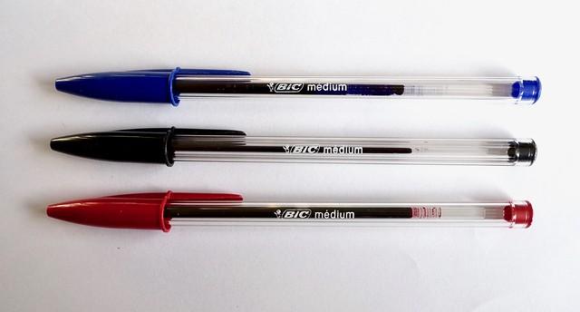 Three pens 104/365 (4), Sony DSC-RX100M3, Sony 24-70mm F1.8-2.8