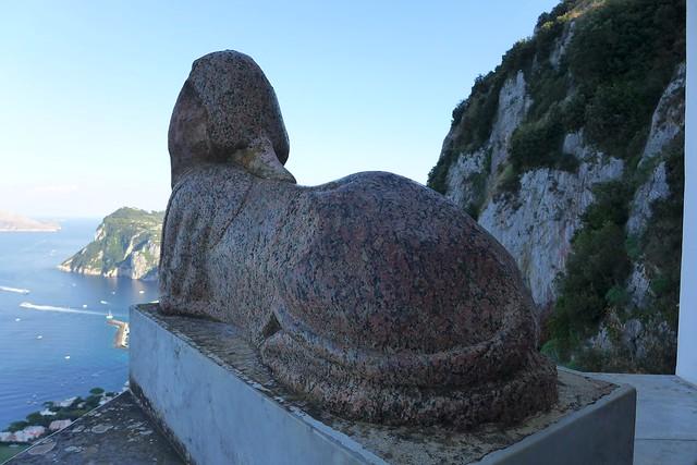 Mystery Sphinx