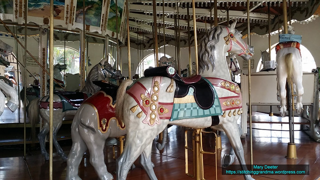 Carousel at Seaport Village San Diego