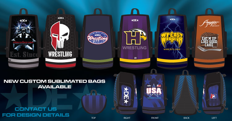 Custom Sublimated Bags
