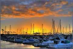 Alamitos Bay Sunset