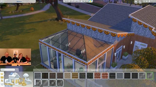 Todos os Novos Telhados de Vidro do The Sims 4