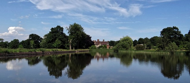 [NT] Packwood House From The Lake (01). June 2018 [in explore]