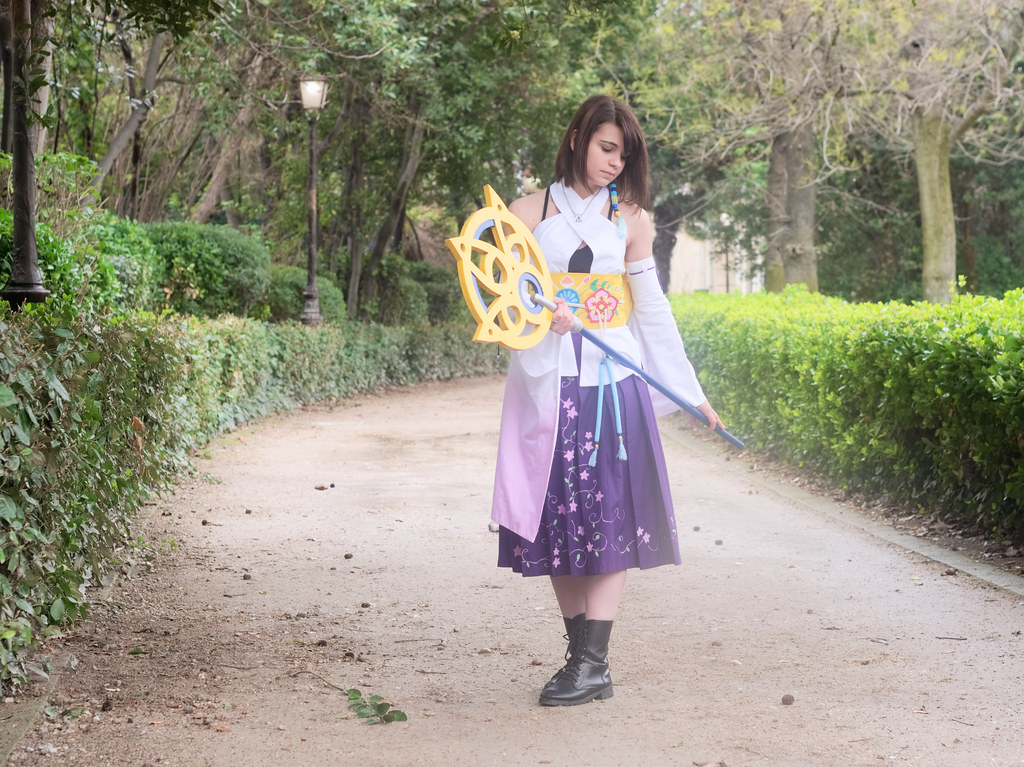 related image - Shooting Final Fantasy - Yuna - Jardin de la Magalone - Marseille -2018-03-10- P1111886