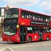 WVN19, LK59FEM, London General approaching Wimbledon Bus Station on the Wimbledon Station to Somerset Road service