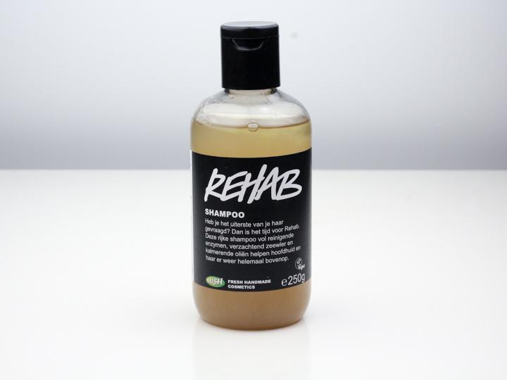 Rehab voor mijn lokken met deze shampoo van Lush?