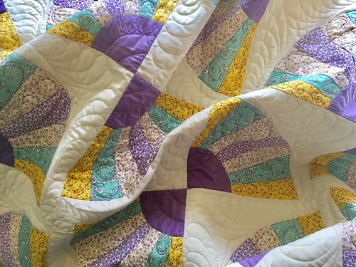 Godmother's grandmother's quilt