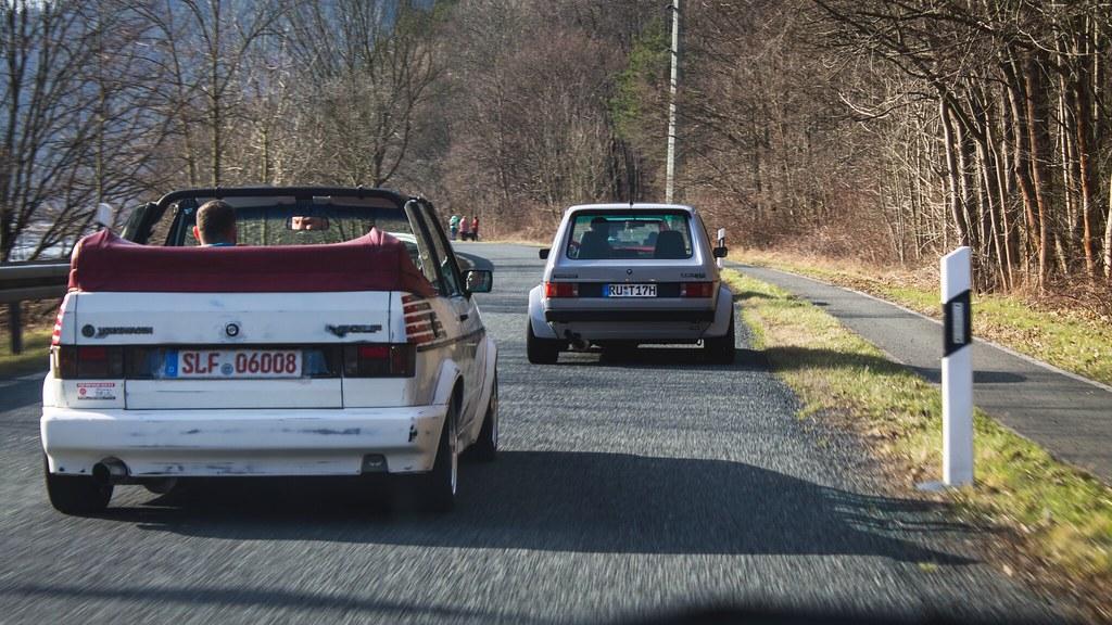 VW Golf Mk1 GTI & Cabrio