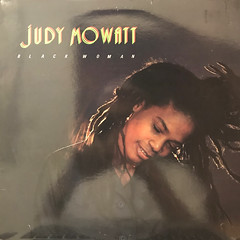 JUDY MOWATT:BLACK WOMAN(JACKET A)
