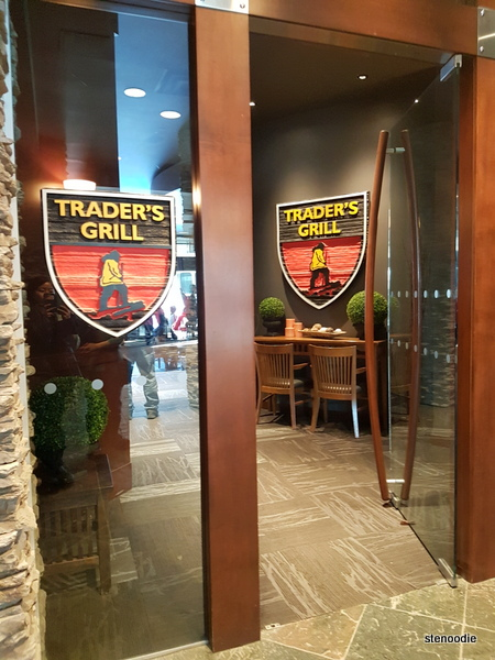 Trader's Grill entrance