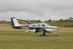 N78GG Beech F33A (CE-699) Popham 030808