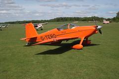 G-TERO Vans RV-7 (LAA 323-15124) Popham 210517