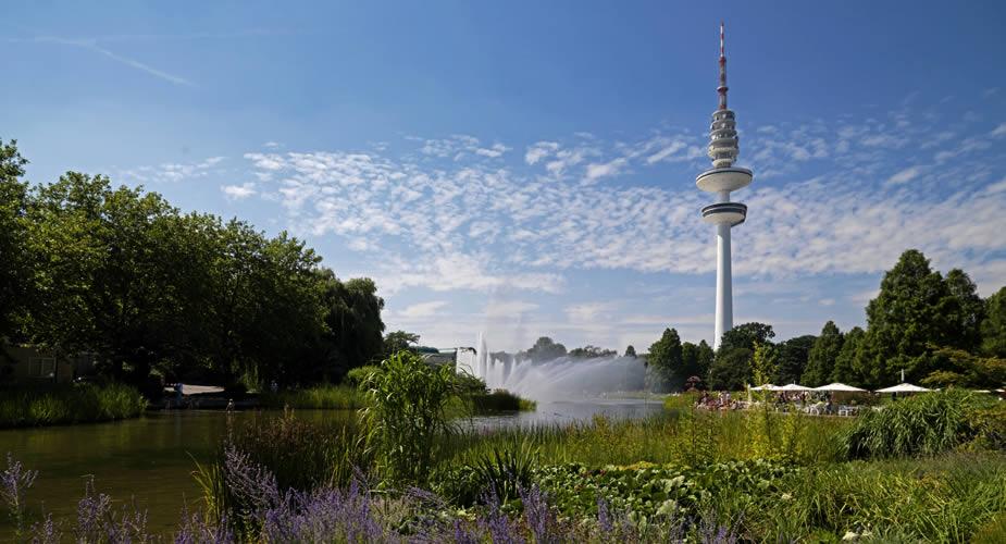 Zomer in Hamburg: Planten und Blomen | Mooistestedentrips.nl