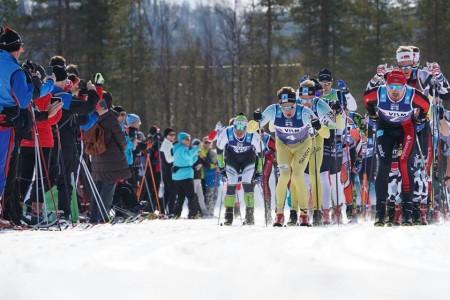 Visma Ski Classics 2017/18 vyhrál Gjerdalen a Norgrenová, Smutná druhá