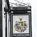 The Gordon Arms pub sign Southampton Hampshire UK