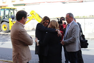 visita de Susana Díaz a Mater et Magistra