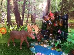 Карпов Егор (рук. Мордвина Евгения Резовна) - Весенний лес