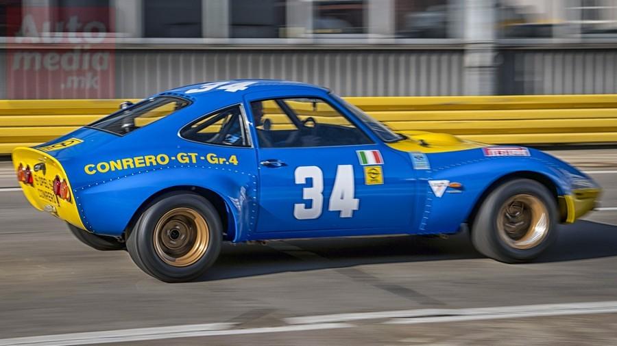Opel GT istorija 16